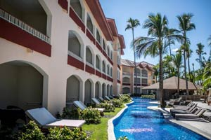 Colonial Club Majestic Junior Suite (Swim Up) - Hotel Majestic Elegance Punta Cana