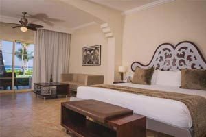 Junior Suite Ocean View with Jacuzzi - Hotel Majestic Colonial Punta Cana